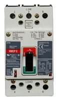 HMCPS050K2C - Thermal Magnetic Circuit Breaker, HMCPS Series, 600 VAC, 250 VDC, 50 A, 3 Pole, DIN Rail, Panel