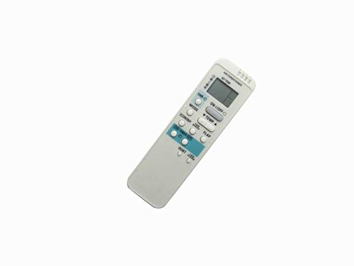 HCDZ Replacement Remote Control for Sanyo RCS-1PS4U-G KS0951 KS1251 KS1852 HS1852 Mini-Split Wall-Mounted Heat Pump Air Conditioner