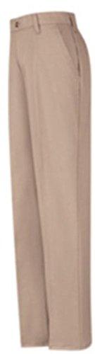 Red Kap Plain Front Cotton Pant, Women, PC45KH, 0434U