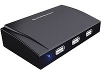 SEDNA - 10/100/1000 Mbps Gigabit 4 Port USB over IP Device Server by Sedna