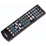OEM Yamaha Remote Control: HTR-6180, HTR6180, RX-V863, RXV863, RX-V863BL, - Remote Replacement Yamaha Control
