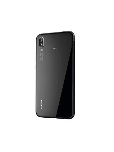 Huawei P20 Lite (Black) Smartphone più MicroSD HC 16GB Class 10, Memoria 64 GB, Display 5.84