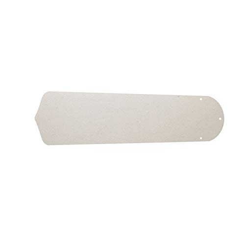 Craftmade BCD42-AW Contractor's Standard Fan Blades Replacement 42-Inch, Antique White, Set of 5