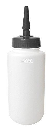 Extended Tip - A&R Sports WBESTIP-W Extended Tip Water Bottle, White
