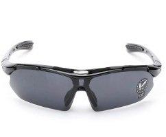 Ruanyi de Hombre Nocturna antideslumbramiento de la los Nocturna visión de Gafas de vidrios Coche Marco para Sol conducción Noche de conducción Gafas Metal Black Hombres de 7xU7r