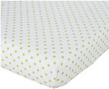 Carter's Animals Collection Fitted Crib Sheet ()