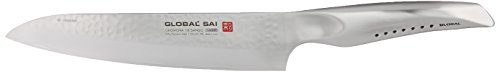 Global SAI-02 Chef's Knife, 8'', Silver by Global
