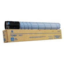 ~Brand New Original KONICA / MINOLTA TN321C Laser Toner Cartridge Cyan