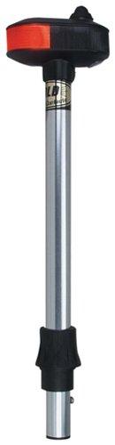 Perko 1421DP2CHR Removable Bi-Color Pole/Utility Light