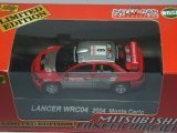 1/64 CMs Rally Car Collection Mitsubishi Lancer