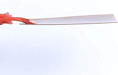 32.5x90mm 12V 10W Flexible Plastic Heater Plate for Beauty Equipment