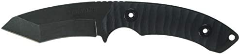 Schrade SCHF34 Full Tang Clip Point Tanto Re-Curve Fixed Blade Knife