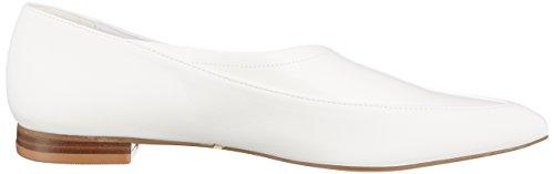 Bailarinas Blanco Cerrada para Punta Bianco 800 Ballerina White con Mujer Asymmetric 8WwgxxO1qE