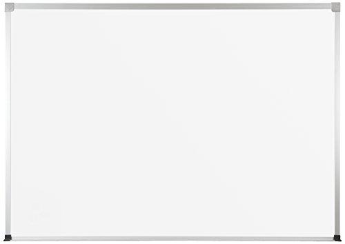 Best-Rite ABC Classroom Dry Erase Porcelain Steel Magnetic Markerboard, 4 x 10 Feet Whiteboard (2H2NK-25) (Best Rite Whiteboard)