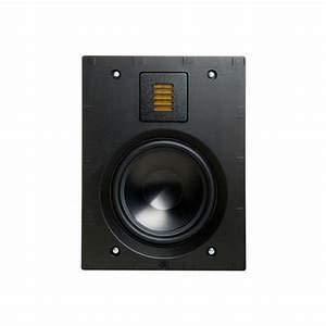 "MartinLogan ElectroMotion IW 6-1/2"" In-Wall Speaker (Each) Paintable White EMIW"