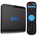 MACOBOX IPTV 2GB RAM 16GB ROM Global Receiver 1600+ International Channels from US India Portugal Korea Arabic ()