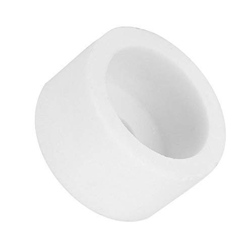 Fictor コランダム砥石セラミックコランダムカップタイプ75 * 40 * 20ミリメートル46グリットホワイト