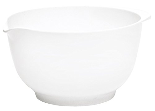 Rosti Margrethe 3.0 Litre Mixing Bowl, White