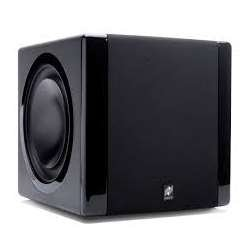 Great Deal! Niles 1200 Watts Subwoofeer Subwoofer Black (SW8)