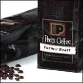Peet's Coffee, Whole Bean, Deep Roast, French Roast Coffee, 12oz Bag (Pack of 2) by Peet's Coffee