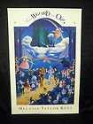 Melanie Taylor Kent Wizard of Oz Open Edition Lithograph