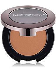 (Bodyography Mineral Blush (Sand Dune): Neutral, Matte, Natural, Long-Wearing Bronzer Powder Blush Salon Makeup w/Antioxidants & Vitamins | Cruelty-Free, Paraben-Free, Gluten-Free)