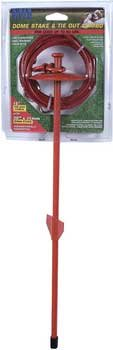 Titan Dome Stake & Tie Out Combo by Coastal Pet