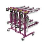 GoJak 456 Rack Holds all GoJak Jack Dolly Gojak Rack
