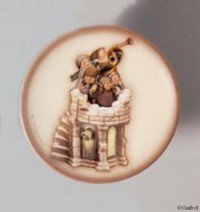 - M.I. Hummel 151414 Fanfare Mini Plate