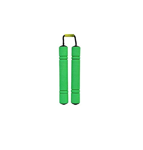 1 Karate Foam Nunchakus Ninja Costume. Children Kids Karate Practice Nunchucks. Boys Martial Arts Pretend Ninja Kung Fu Play. (Color Varies) -