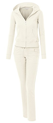 ATTItude Womens French Terry Active wear