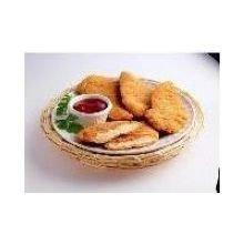Chicken Tenderloins Breaded (Crispy Lishus Medium Line Flow Chicken Tenderloin Fritter, 10 Pound - 1 each.)