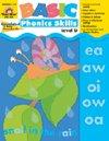 Basic Phonics Skills Level D Evan-Moor EMC3321