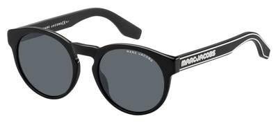 Marc Jacobs Unisex MARC 358/S Black One Size
