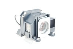 (Replacement Lamp Module for Epson EMP-1810 EMP-1815 EMP-1825 PowerLite 1810p 1815p 1825 Projectors (Includes Lamp and)