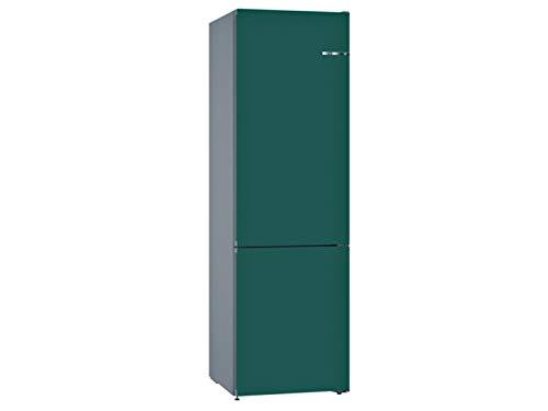 Bosch Serie 4 KVN39IU3A nevera y congelador Integrado Verde, Gris ...