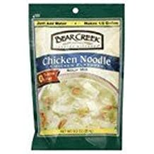 Bear Soup Mix Chicken Noodle 9.3 OZ (Pack of 18) by Bear Creek