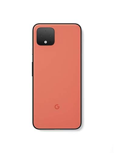 Google Pixel 4 - Oh So Orange - 64GB - Unlocked (Renewed)