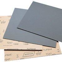 Norton 01293 9-Inch X 11-Inch 600A Tufbak Durite Waterproof Paper