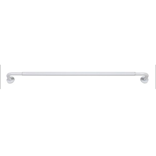 (Versailles Home Fashions Privacy Wraparound Rod 48-86