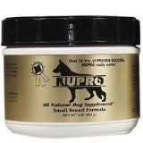 Nutri-Pet Research Nupro Dog Supplement, Small Breed, 1-Pound