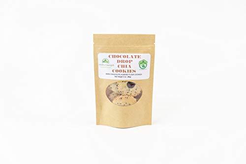 Chocolate Drop Chia Cookies, 4 pack