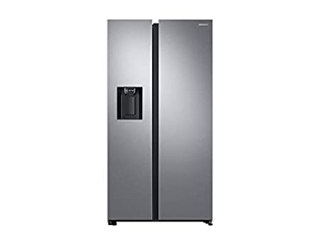 Samsung RS68N8242SL nevera puerta lado a lado Independiente Acero ...