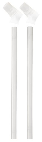 Camelbak Eddy Accessory Bite Valves and Straws-Pack of 2 (Clear), Outdoor Stuffs