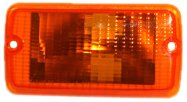 TYC 18-5957-01 Jeep Wrangler Front Passenger Side Replacement Parking/Signal Lamp Assembly