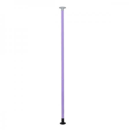 Portable Dancing Pole Stripper Pole Dance Kit Purple