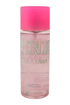 Victoria's Secret Pink Fresh and Clean Shimmer Mist, 8.4 Ounce, W-BB-2723 Victoria' s Secret