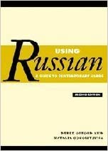 Book Using Russian: A Guide to Contemporary Usage by Offord, Derek (2005)