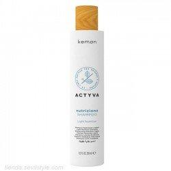 Shampoo Nutrizione Ricca 100ml–Actyva KEMON