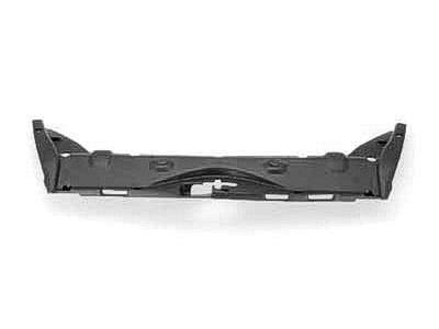 GRILLE Honda Accord BRACKET/SUPPORT; RADIATOR COVER ASSEMBLY; MATTE-BLACK. (WITHOUT MFR MANUFACTURER EMBLEMS / LOGOS. THEY ARE TRADEMARK PROTECTED.) by Headlights Depot